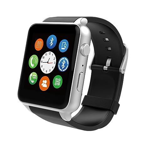 Dokpav® KING-WEAR GT88 Reloj inteligente Smartwatch, Reloj impermeable, MTK2502C, Bluetooth