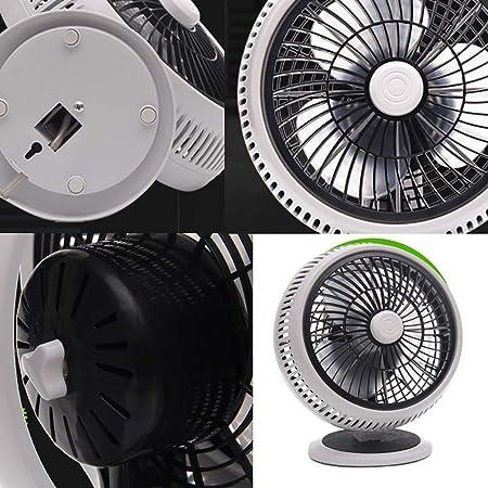 ZAQXSW Nuevo Ventilador eléctrico 2019 Micro Ventilador Mini ...