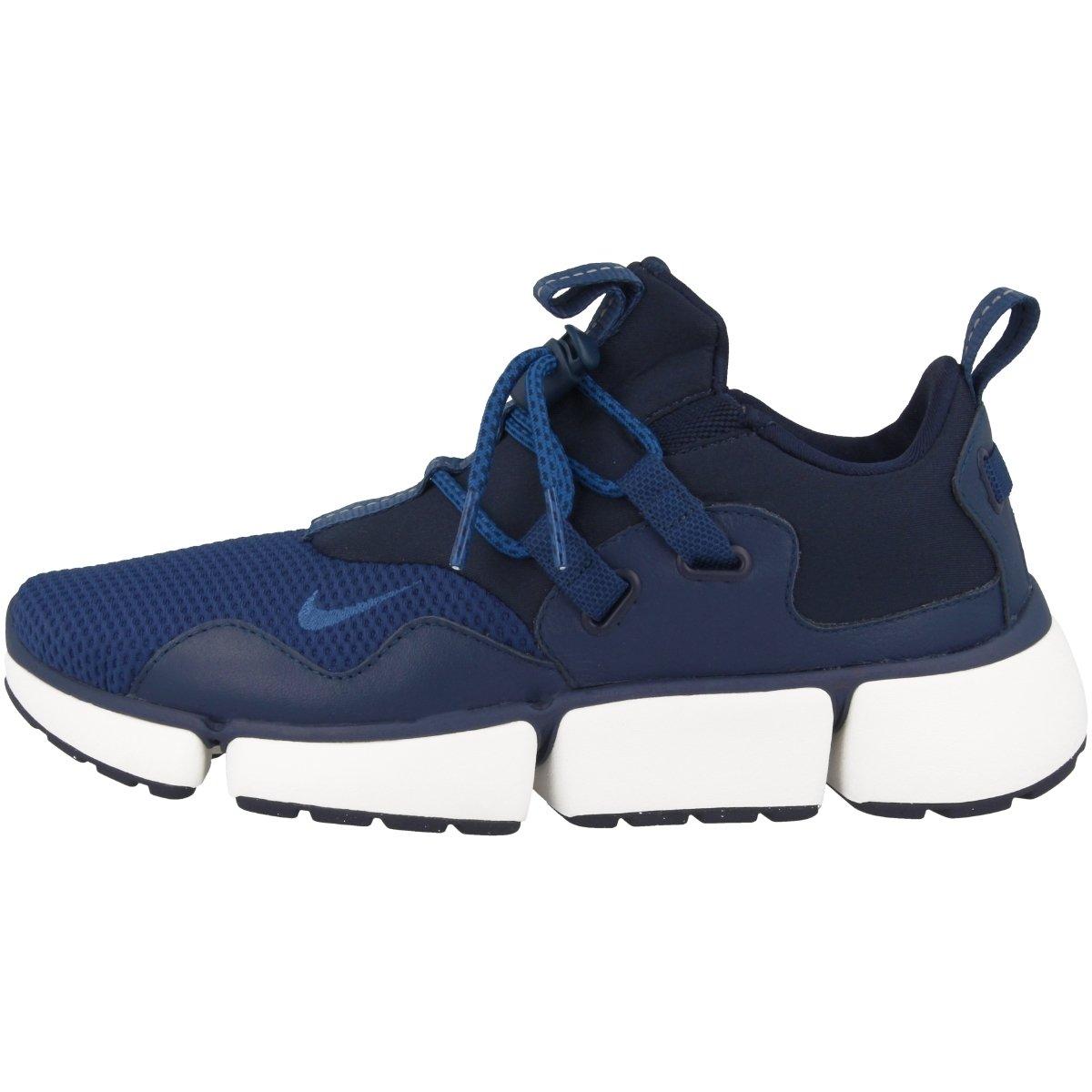 Nike Zapatillas de Material Sintético Para Hombre 42 EU|obsidian-gym blue-navy-sail (898033-401)