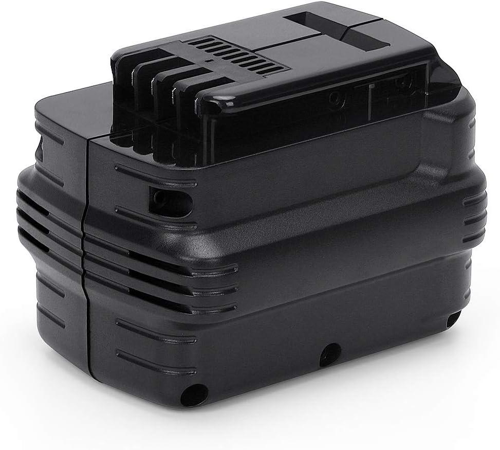 POWERGIANT 24V 2.0Ah NI-MH Batería para Dewalt DE0240 DE0241 DE0242 DE0243 DW0240 DW0242 DW0243 DC222KA DW005