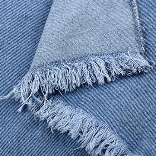 Skirt Women alta Tasca corta Summer Denim Vita Fashion Color Mini Denim Pure Nappe Adeshop Blue gdvwxpw