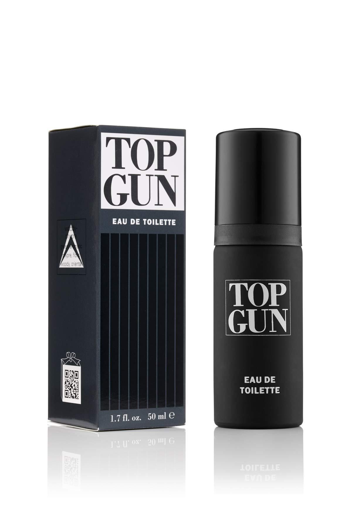 Milton-Lloyd Top Gun - Fragrance for Men - 50ml Eau de Toilette