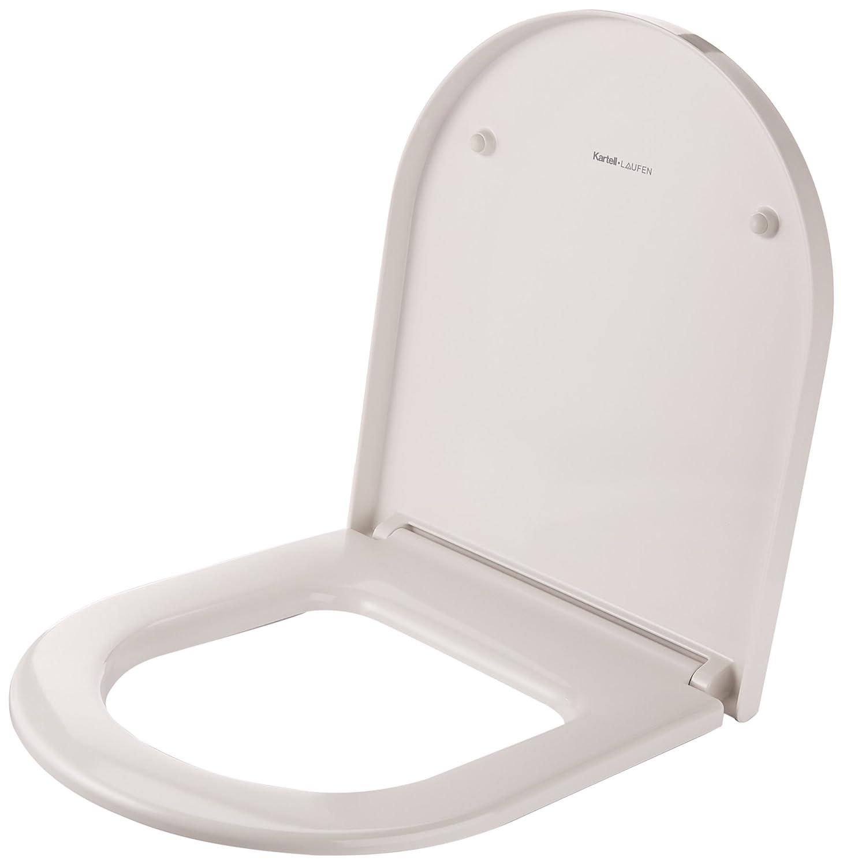 Laufen Laufen Laufen 8913300000001 WC-Sitz Kartell mit Deckel, weiß B016BBVK50 WC-Sitzbezüge 592d08