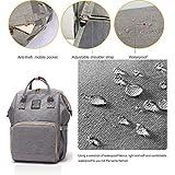 AZUNX Diaper Bag Backpack, Multi-Function