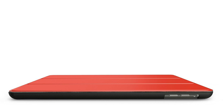Carbon Fiber Carcasa Fibra de Carbono Protectora Ultra Delgada y Lig/éra con Smart Cover y Soporte para Apple iPad Air 1 KHOMO Funda iPad Air 1