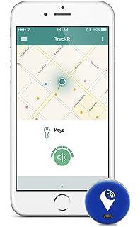 Amazon com: Chipolo Classic Smart Keyring Bluetooth Tracker, Phone