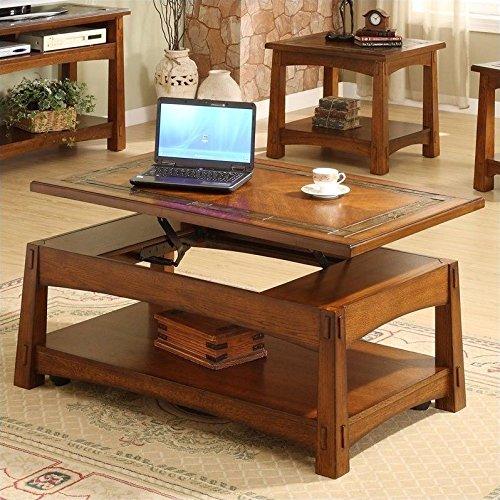 Riverside Furniture 300860 Craftsman Home Cocktail Table