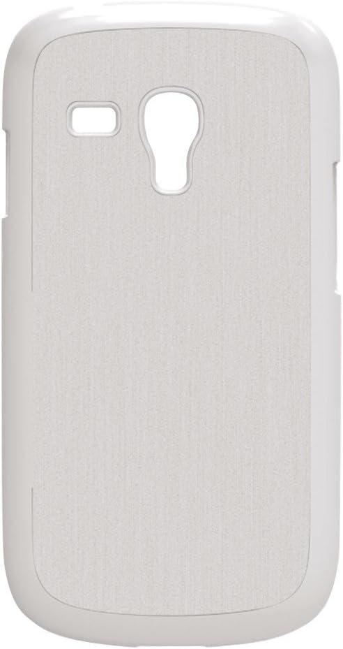 Hama Hair Line Handy Case für Samsung Galaxy S III Mini weiß Handyhülle