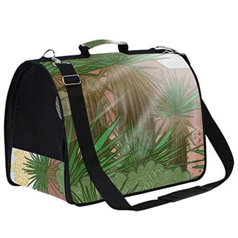 AMONKA YUCCA Desert Scene Pet Carriers para Gatos pequeños y ...