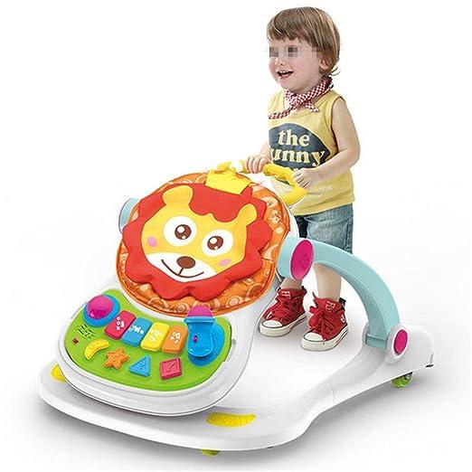 DMMW Andador para Bebé Multifunción Juguete Walker bebé ...