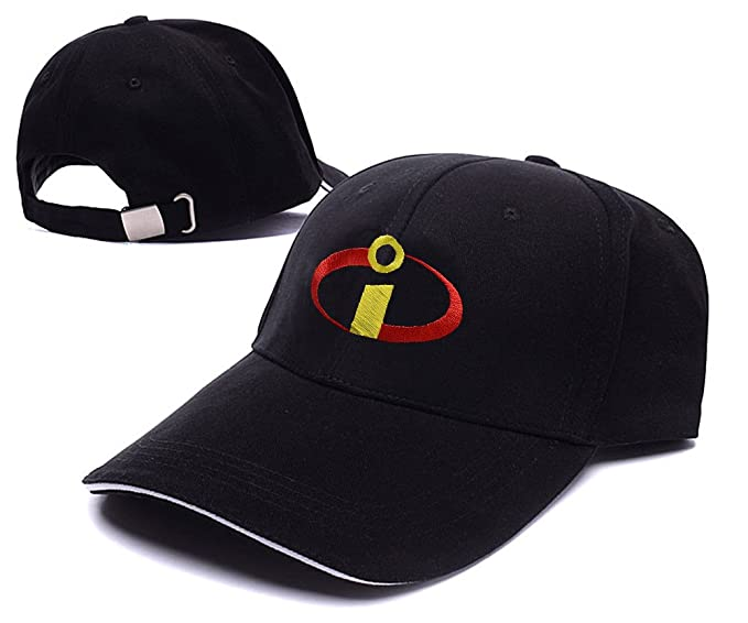 HENY The Incredibles Baseball Caps Unisex Snapback Embroidery Hats ... 04d2fd921dc