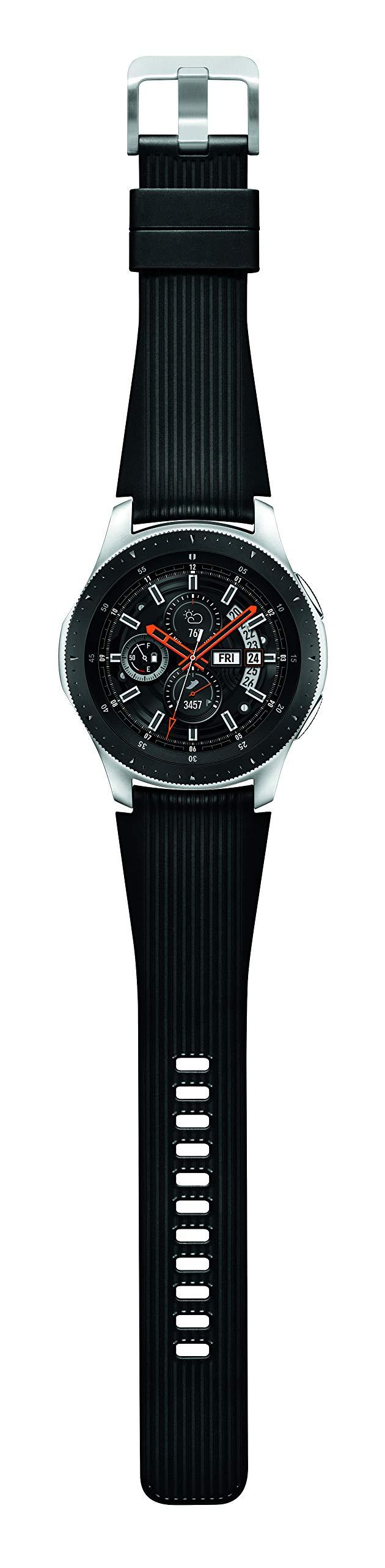 Samsung Galaxy Smartwatch (46mm) Silver (Bluetooth), SM-R800NZSAXAR - US Version with Warranty by Samsung (Image #5)