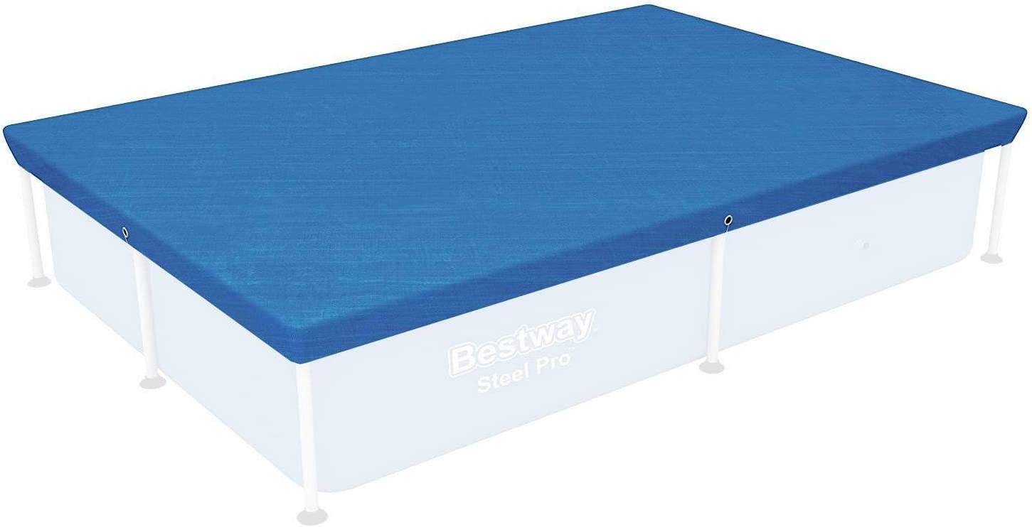 BESTWAY - Cubierta para piscina 58103 L229hp160cm: Amazon.es ...