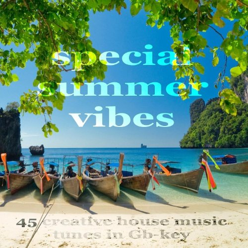 Special summer vibes 45 creative house music for 45 house music