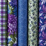 Connecting Threads Print Collection Precut Quilting Fabric Bundle