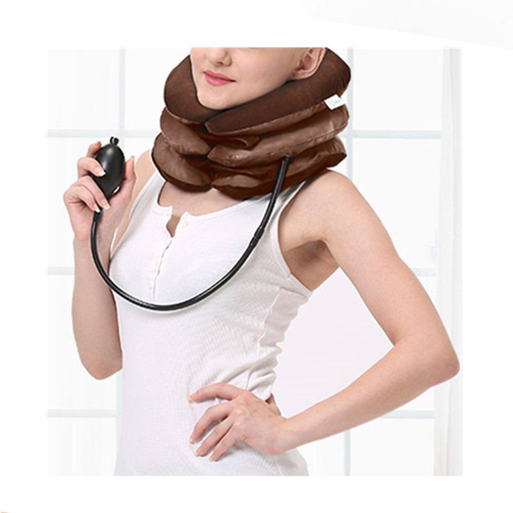 Tracción cervical cervical hinchable de cuello para el dolor ...