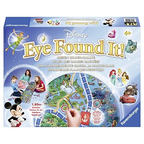 Ravensburger 21155 - Jeu D'action Et De Réflexe - I Found It Game - Disney