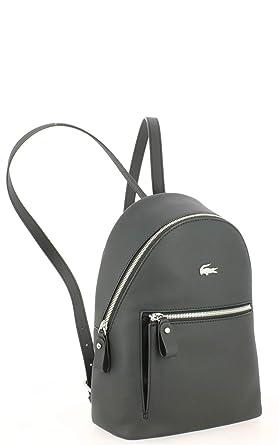 b629021704 Lacoste femme Daily Classic Sac a dos Noir (Black): Amazon.fr: Chaussures et  Sacs