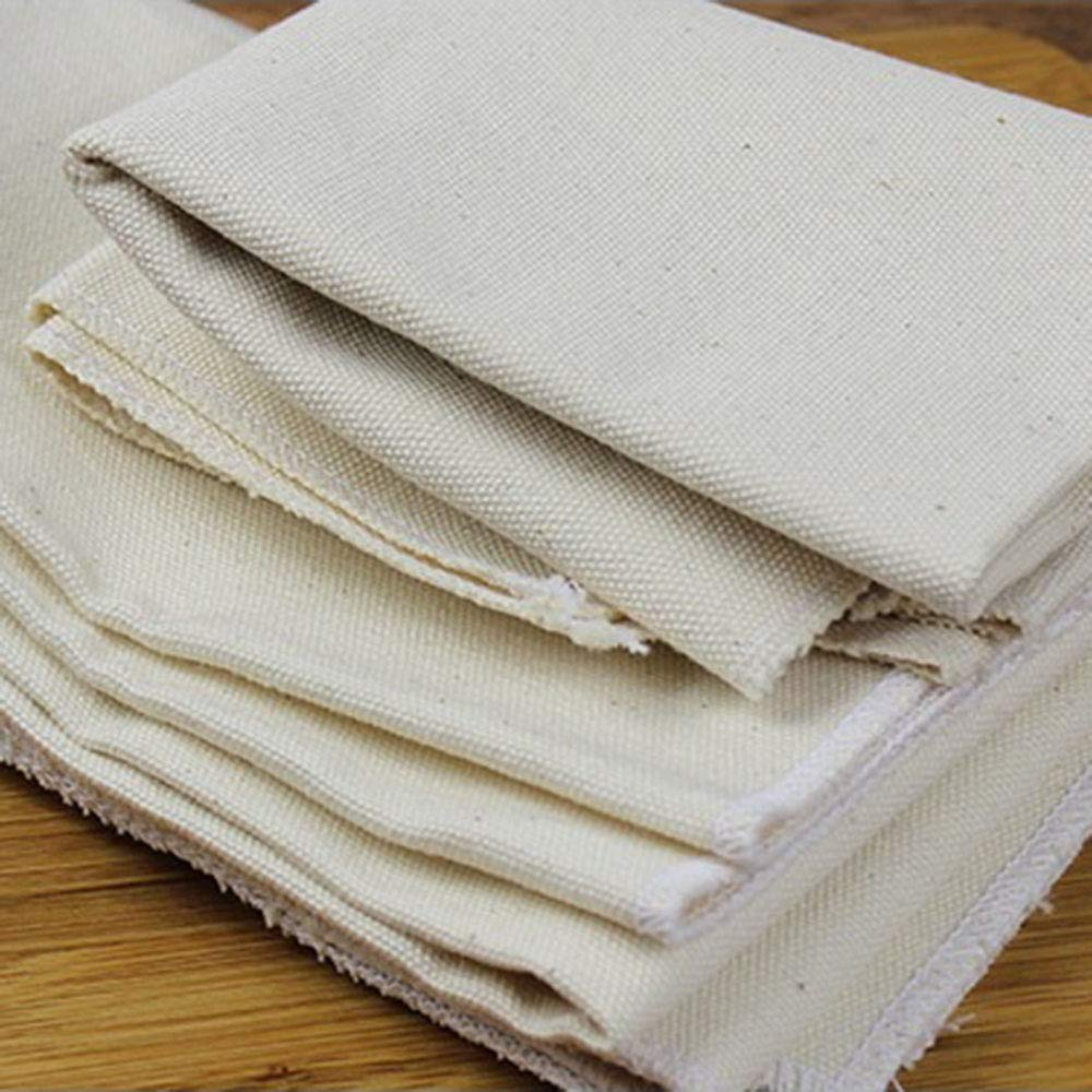 #1 Bread Fermented Cloth Linen Flax Cloth Dough Bakers Baguette Mat Pastry kitchen