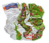 Crumpled City Junior New York Map