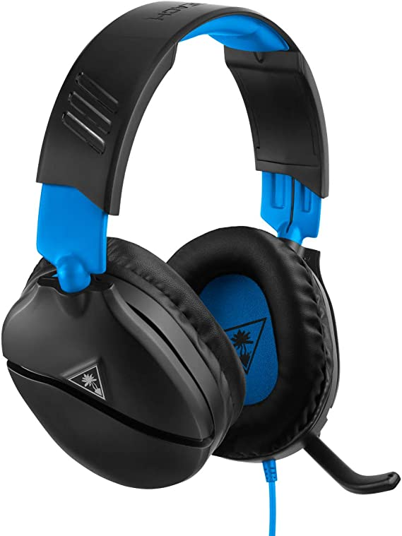 Turtle Beach Recon 70 Gaming Headset for PlayStation 4 Pro