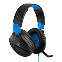 Turtle Beach Recon 70 Gaming Headset for PlayStation 4 Pro, PlayStation 4, Xbox One, Nintendo Switch, PC, and Mobile - PlayStation 4