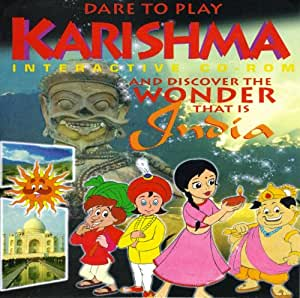 Karishma discover the wonder of India
