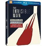 O Homem Invisivel (Bd Steelbook)