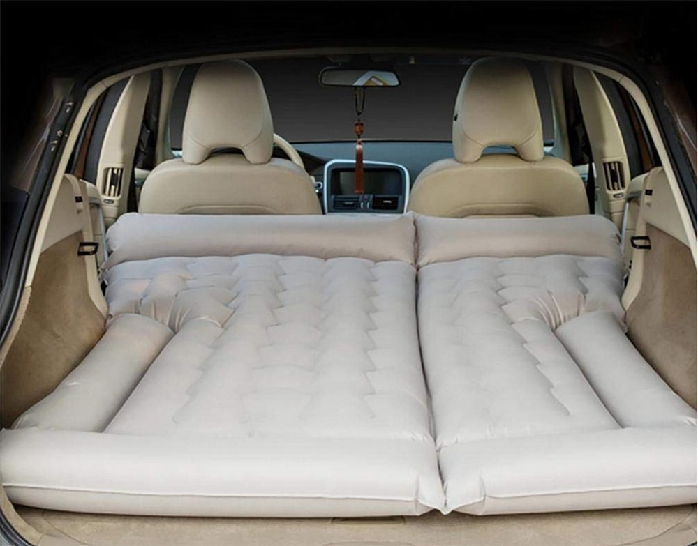 SUV Air Mattress Double Bed Bed Bed Portable Thicker Car Bed for