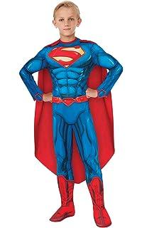 rubieus disfraz de superman para nios de aos vz