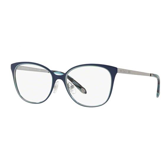 Tiffany Women\'s Prescription Eyewear Frame Blue blue 52: Amazon.co ...