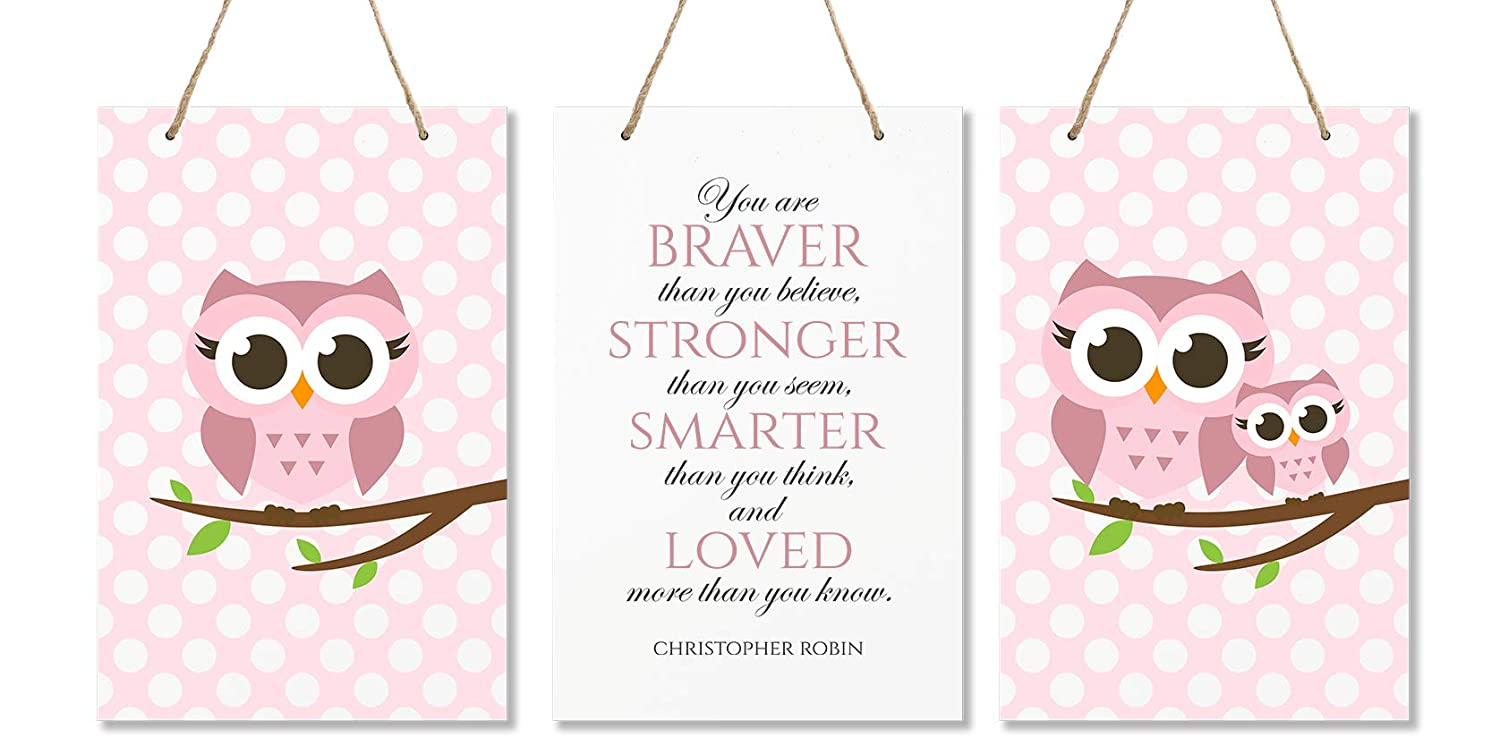 Bedroom LifeSong Milestones You are Braver Than You Believe 3 Piece ...