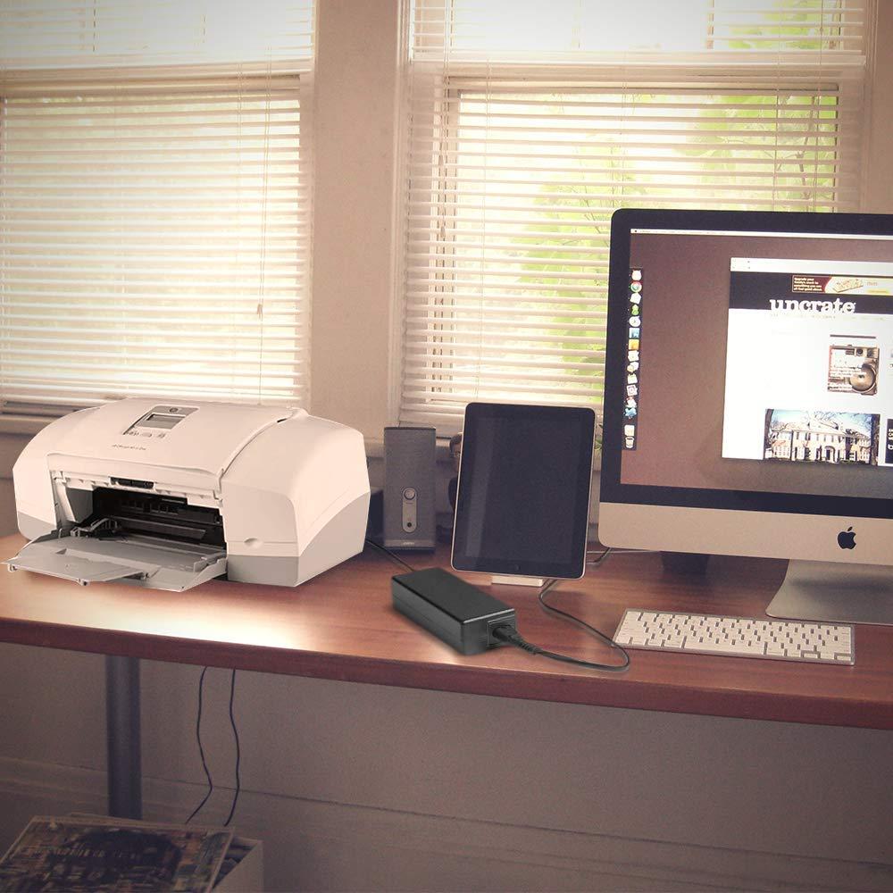 KFD Adaptador Cargador Impresora para HP DeskJet OfficeJet PSC 1315 5610 5510 6310 J6450 J6480 DeskJet F2187 F2110 F4140 F4185 Photosmart C3140 C4180 PSC 1350 0957-2146 0957-2094 32V 940mA 16V 625mA