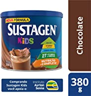 Sustagen Kids 380G Chocolate, Sustagen Kids