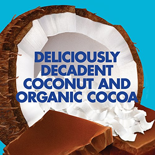 LUNA BAR - Gluten Free Bar - Chocolate Dipped Coconut - (1.69 Ounce Snack Bar 15 Count)