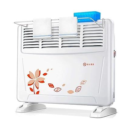 AJS Calentador De Baño Calentador De Toallas Calentador Eléctrico De Pared Calentador De Ahorro De Energía