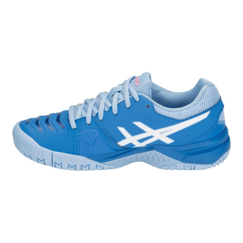 ASICS Women's Gel-Challenger 11 Tennis US|Blue/White Shoe B078T6816F 7 B(M) US|Blue/White Tennis ec3a43