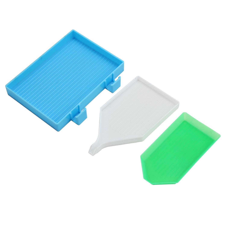 CAMWAY 70PCS Diamond Painting Tools Kit 5D DIY Diamond Painting Accessories