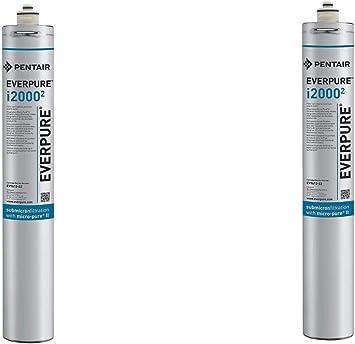 Pack of 2 Everpure EV9612-22 i2000^2 Filter Cartridge