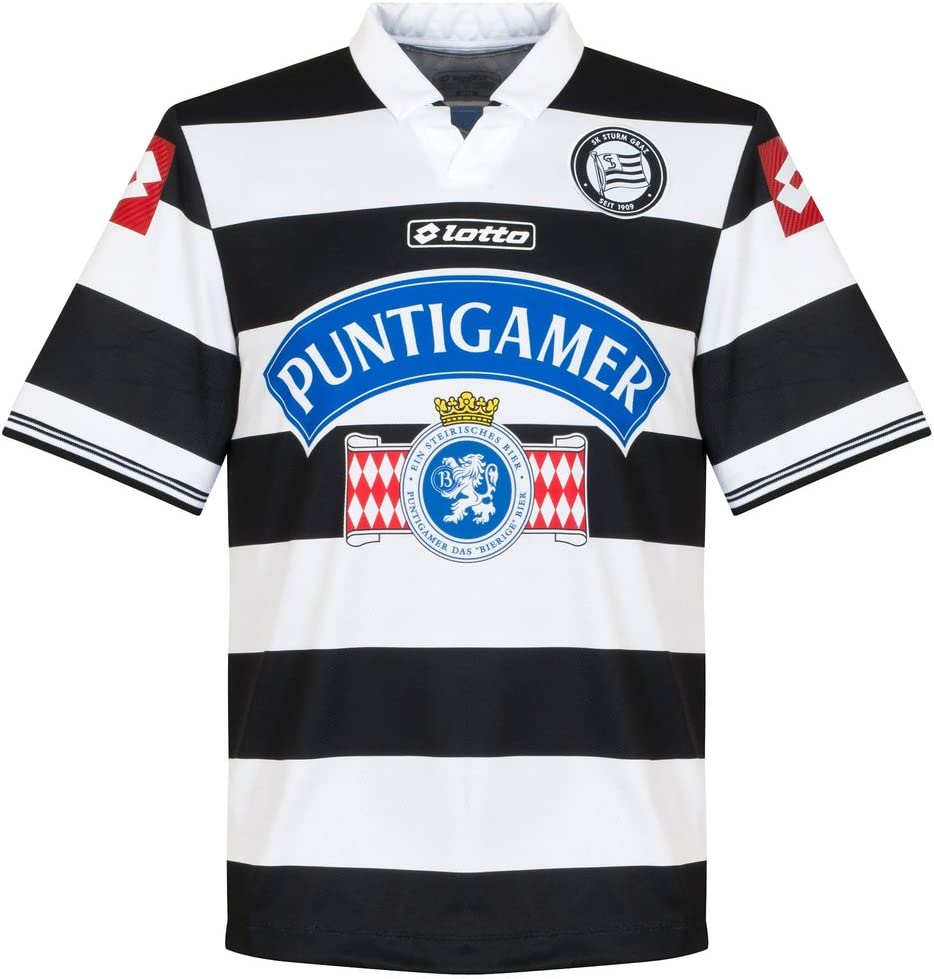 Sk Sturm Graz Jersey Home 2015 L Amazon Co Uk Sports Outdoors