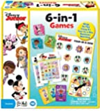 Disney Junior 6-in-1 Game Collection
