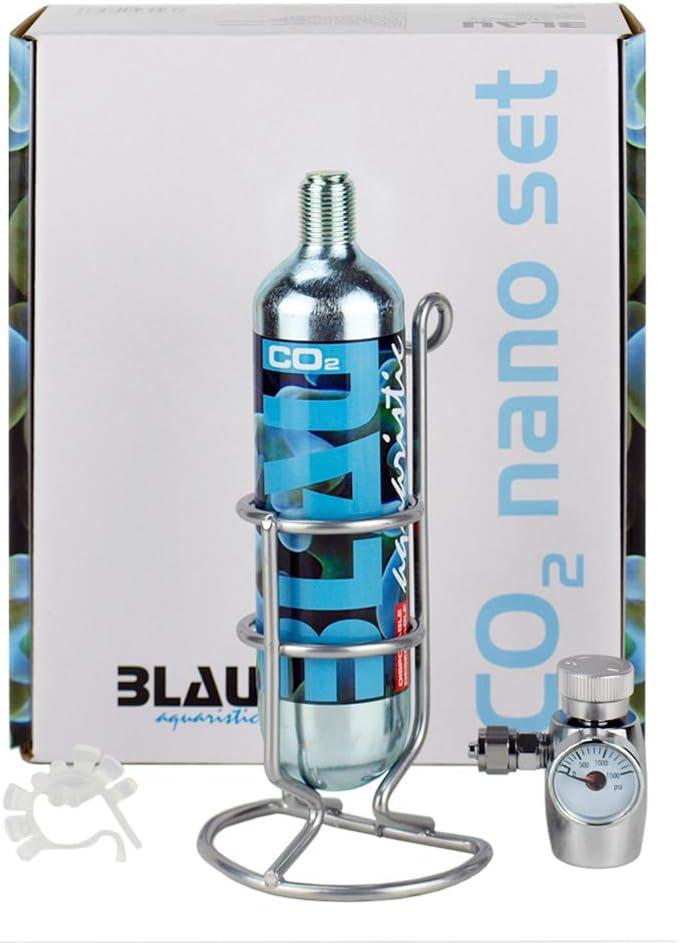Blau Aquaristic 7780017 Co2 Nano Set