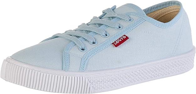 Levi's Malibu Beach S Sneakers Damen Hellblau