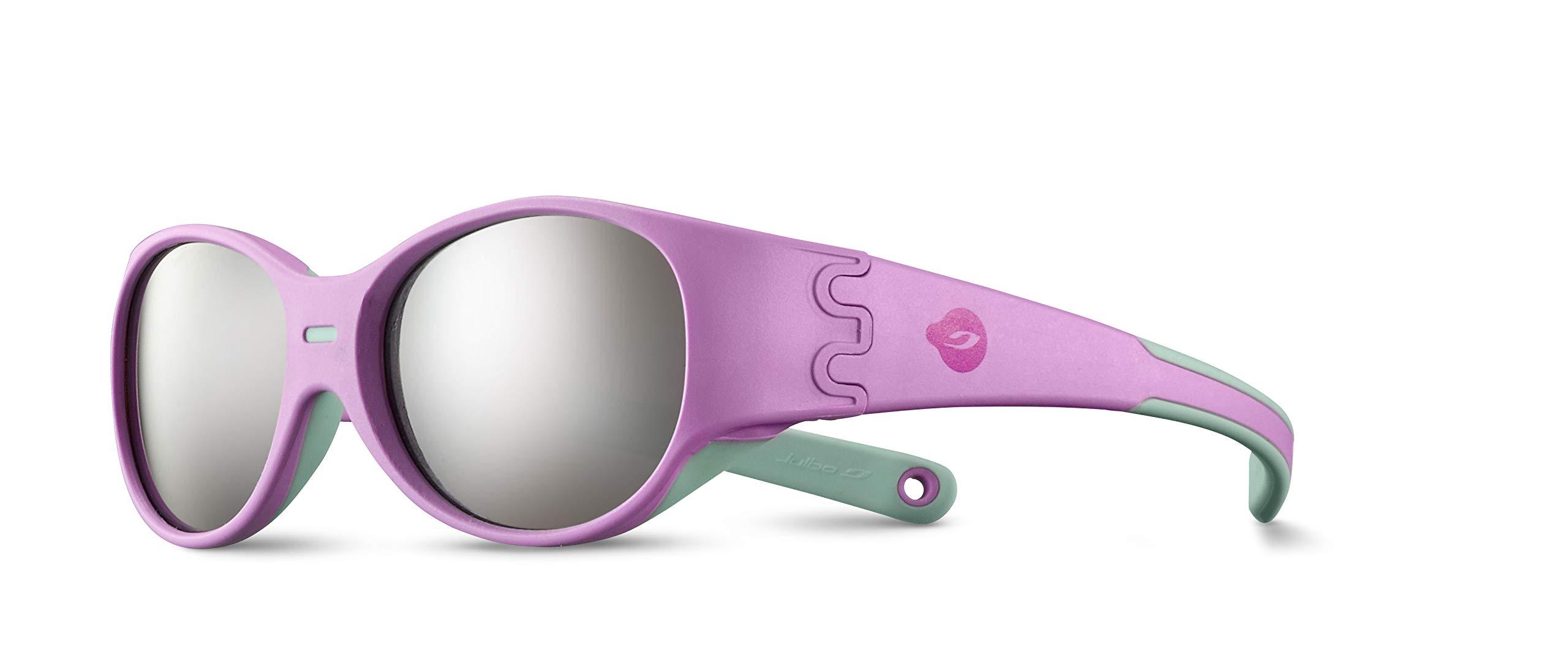 Julbo Domino Junior Sunglasses - Spectron 4 Baby - Pink/Blue Mint