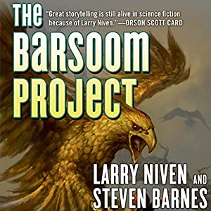 The Barsoom Project Audiobook