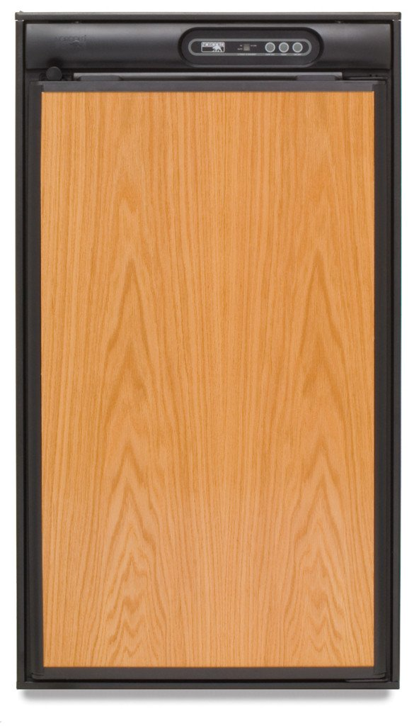 Norcold N512.3UR 5 cu. ft. 1 Door Refrigerator (3-Way AC/LP/DC, Right Hand Door with Black Trim & Upper Door Handle)