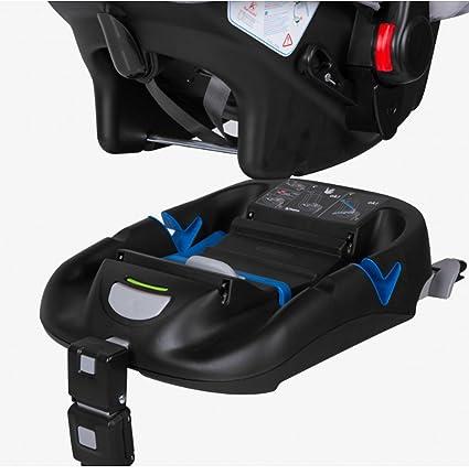 Solenzo - Base Isofix para silla de coche normativa ECE R44 ...