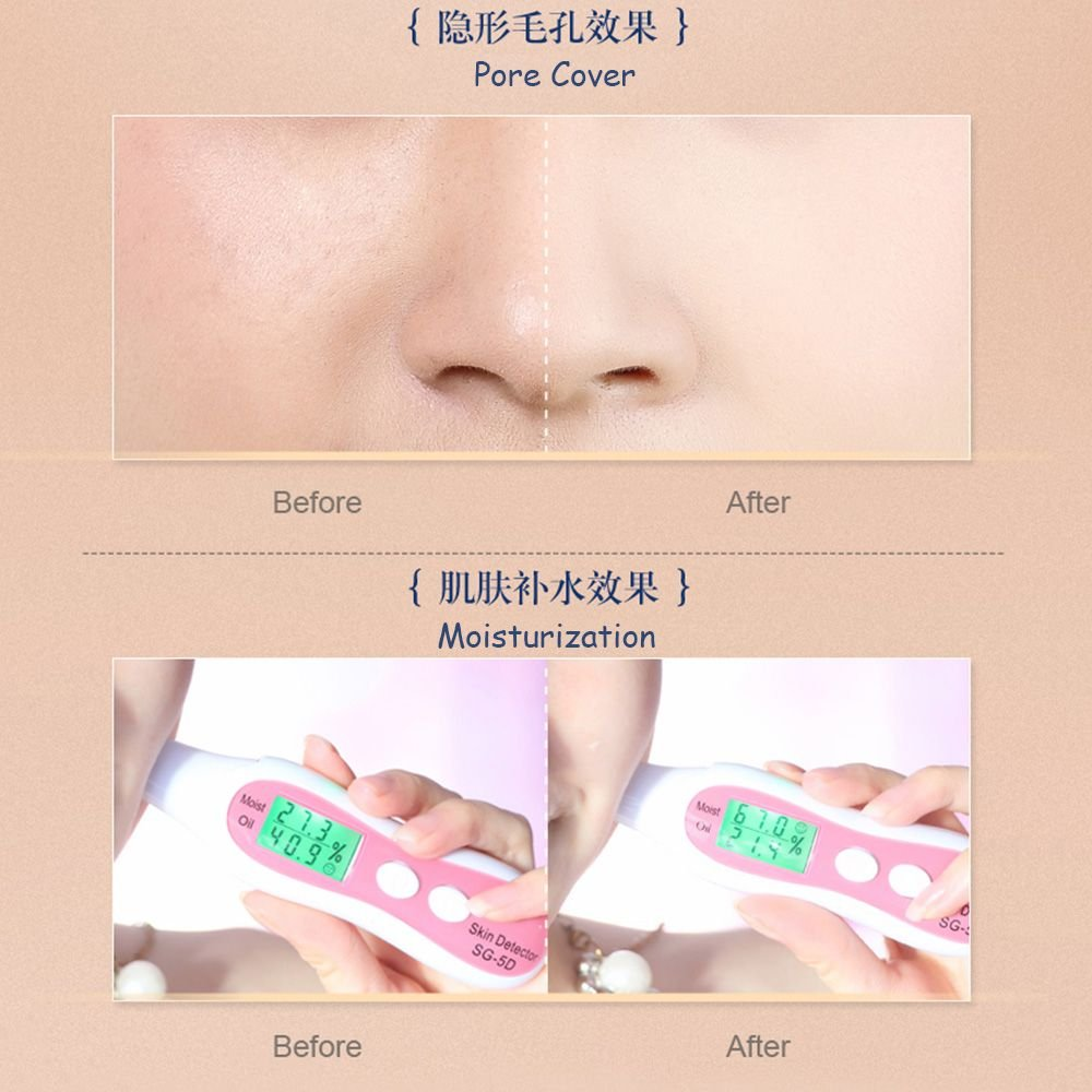 Amazon.com: Oceaneshop Replacement Moisturizer Women Face Concealer Foundation BB Cream: Beauty