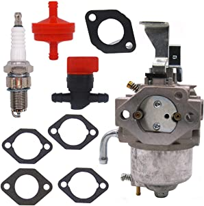 FitBest Carburetor 715668 715121 715443 Fits Briggs and Stratton 185432 185437 185462 Engine Carb