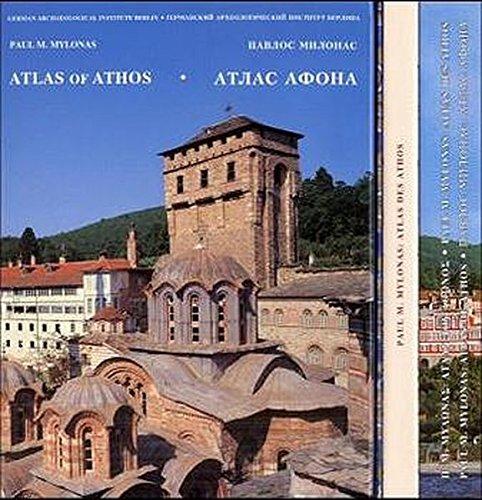 Bildlexikon des Heiligen Beges Athos, Heft 1-3 Gesamt - Deutsche Ausgabe